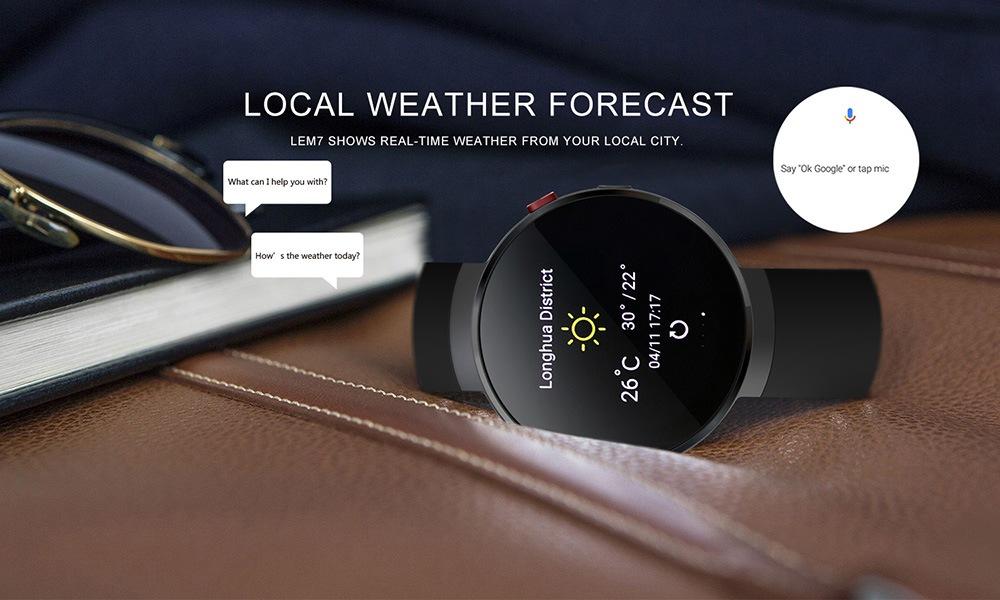 best lemfo smartwatch