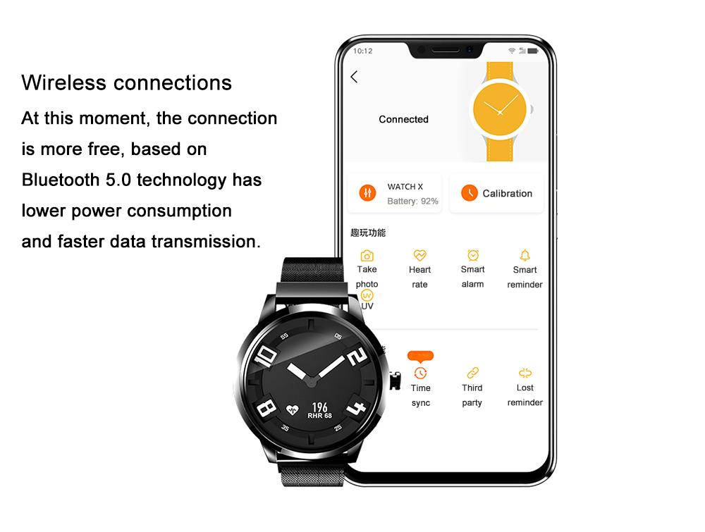 new lenovo watch x watch