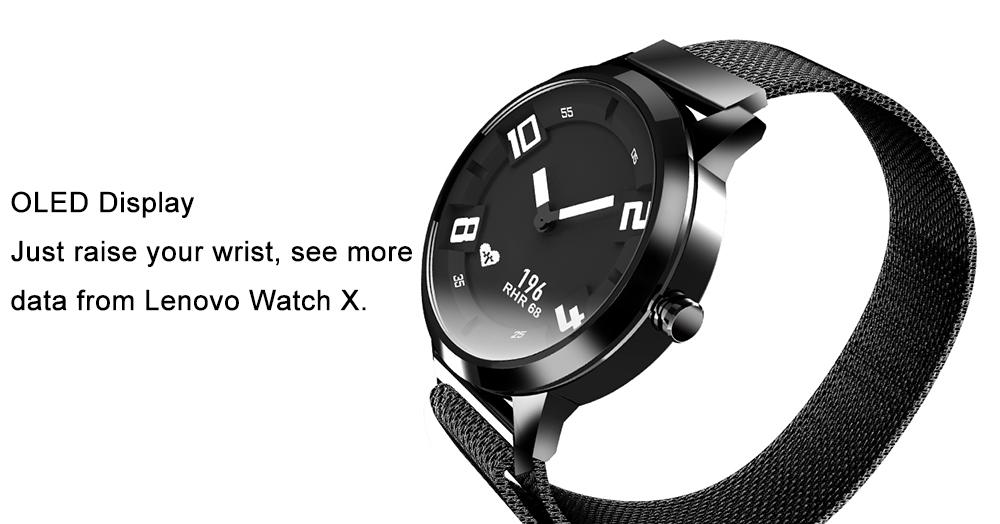 lenovo watch x new