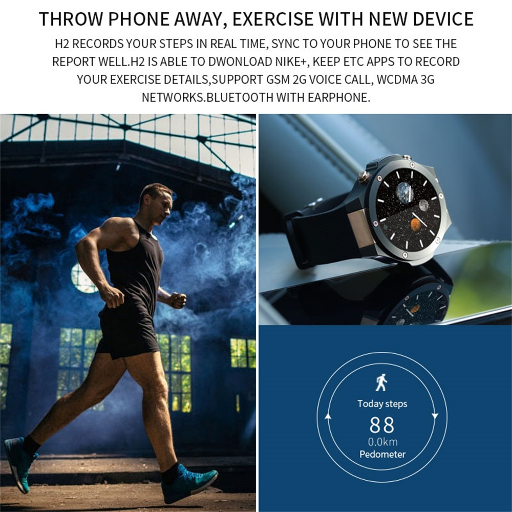 h2 smartwatch phone