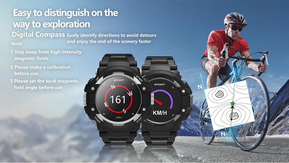 no.1 f7 sports smartwatch