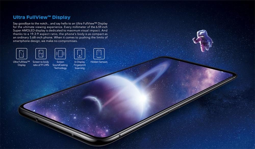 vivo nex 128g smartphone