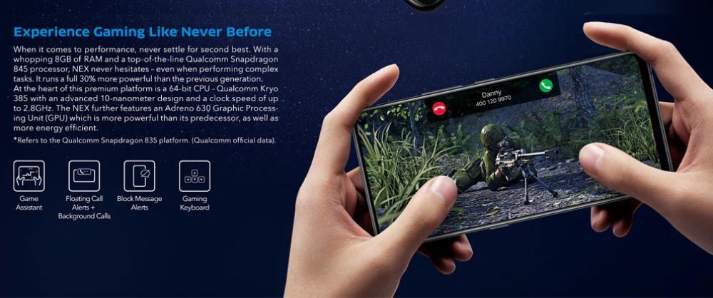 buy vivo nex smartphone