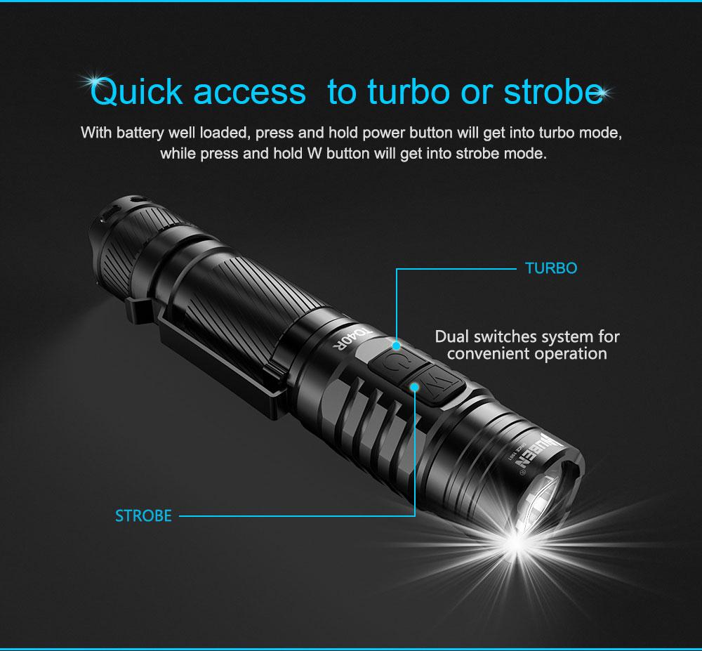 buy wuben to40r flashlight