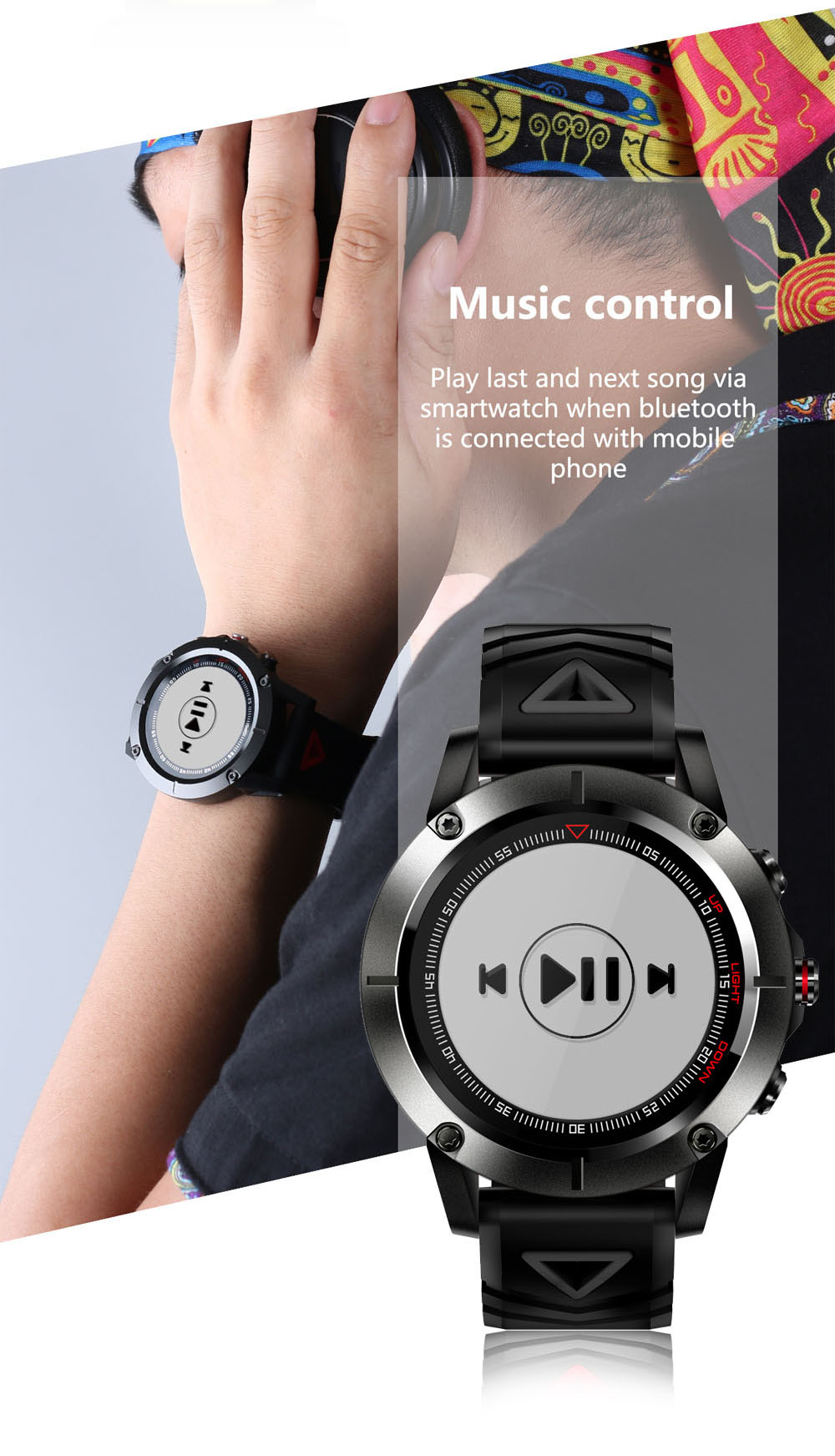 g01 gps watch