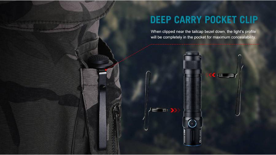 olight m2t warrior flashlight