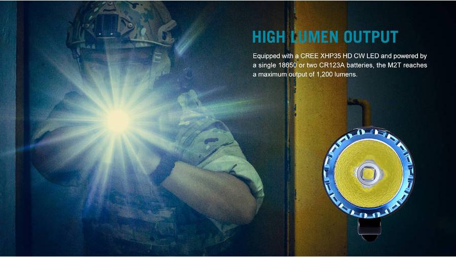 new olight flashlight