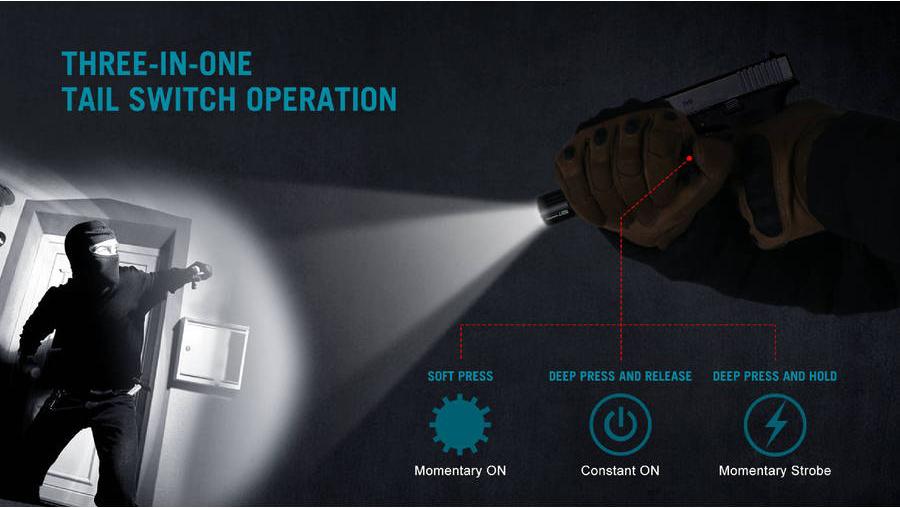 m2t warrior flashlight sale