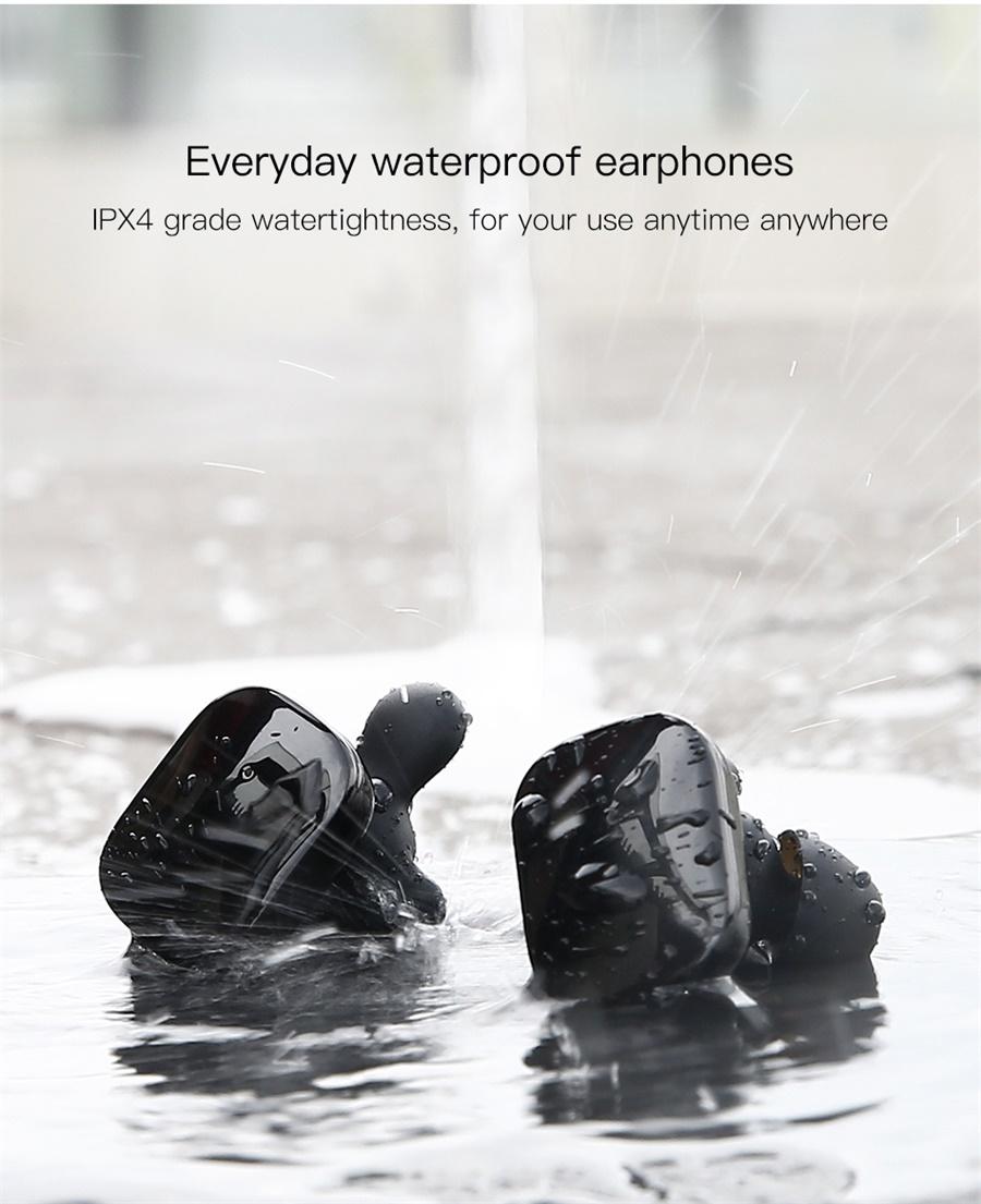 encok w02 wireless earbuds