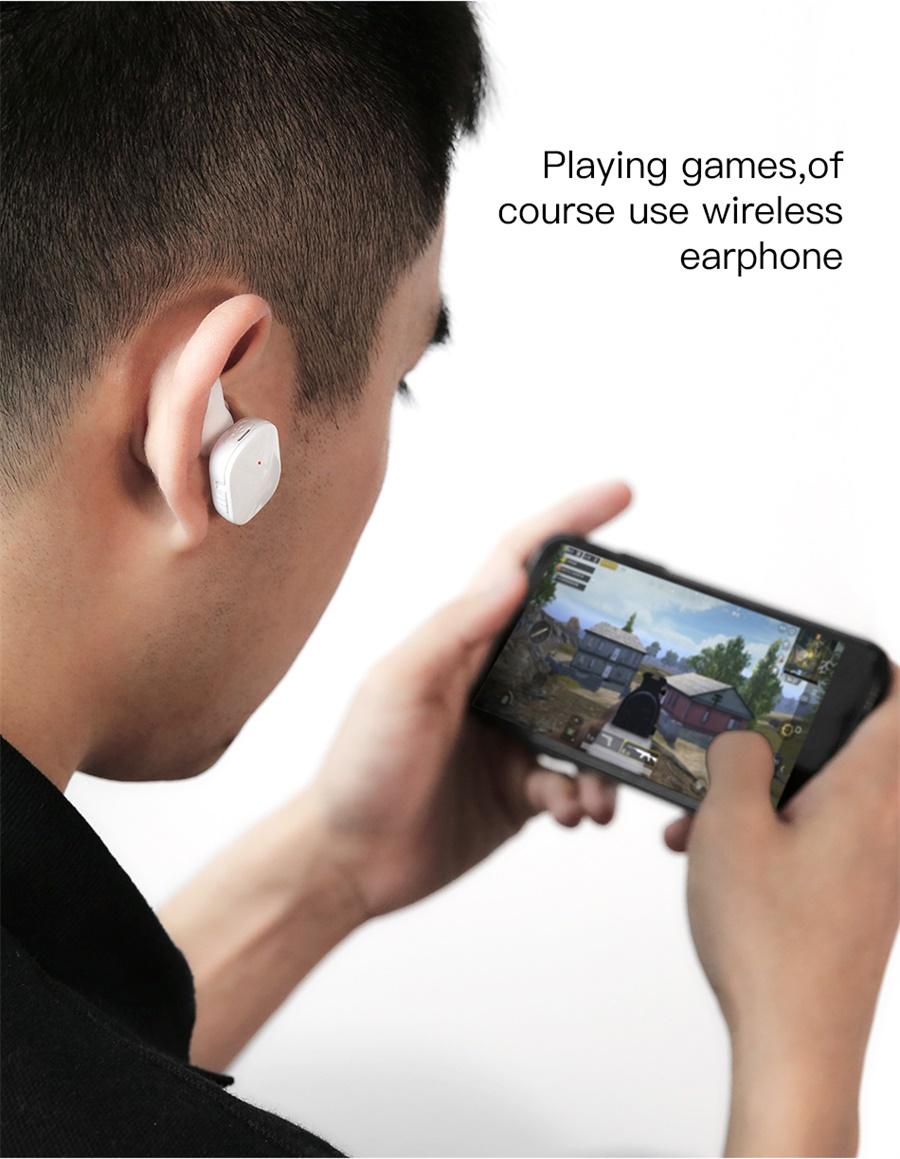 encok w02 wireless earphone