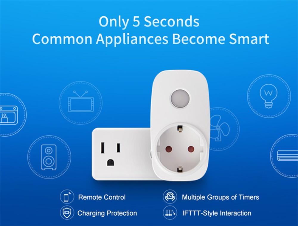 broadlink sp3s smart socket