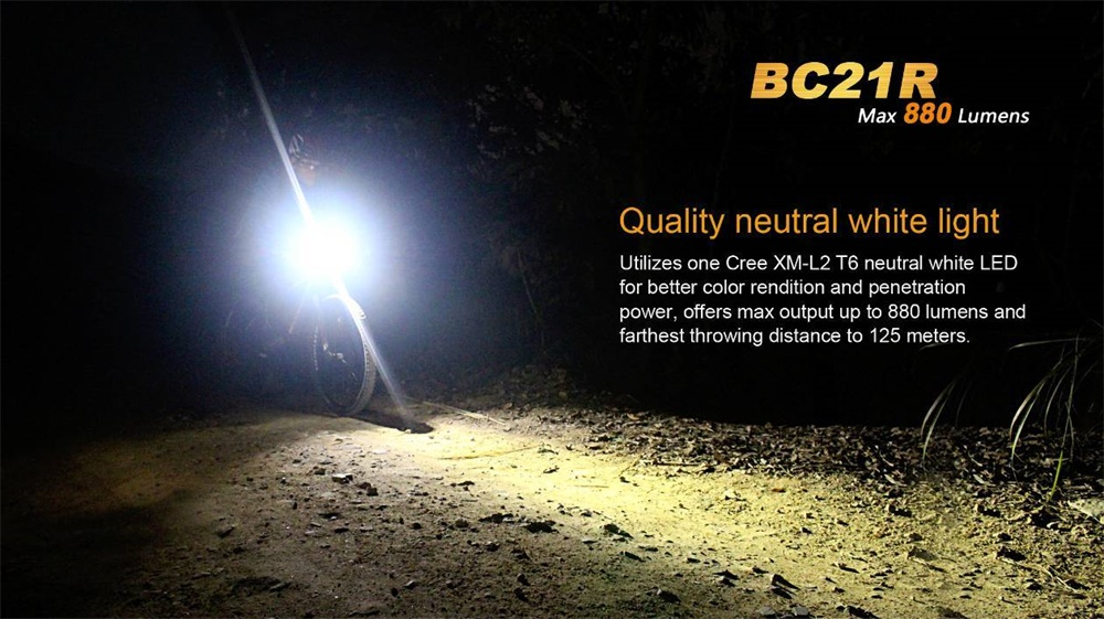 bc21r led bike light
