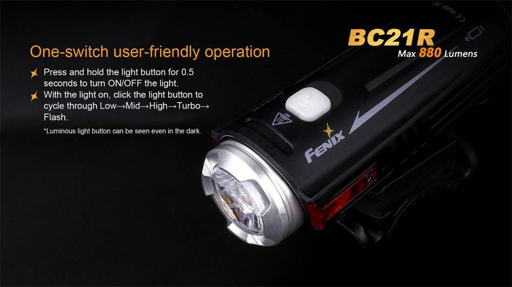 fenix bc21r for sale