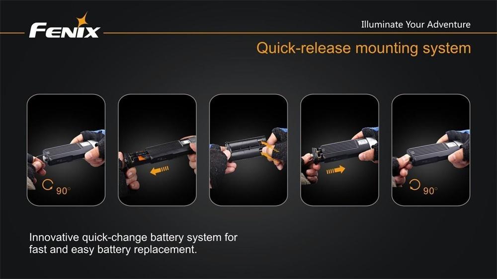 fenix bc30 portable light
