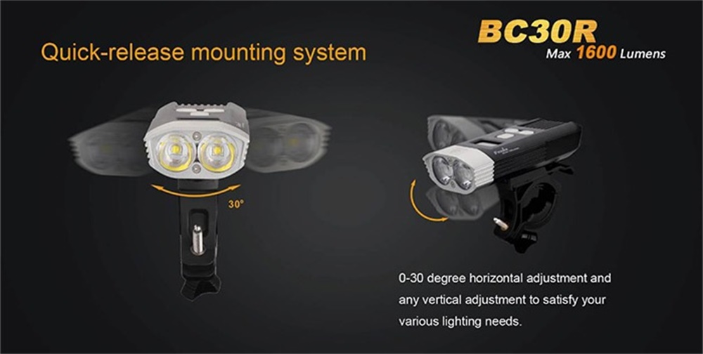 bc30r bicycle light