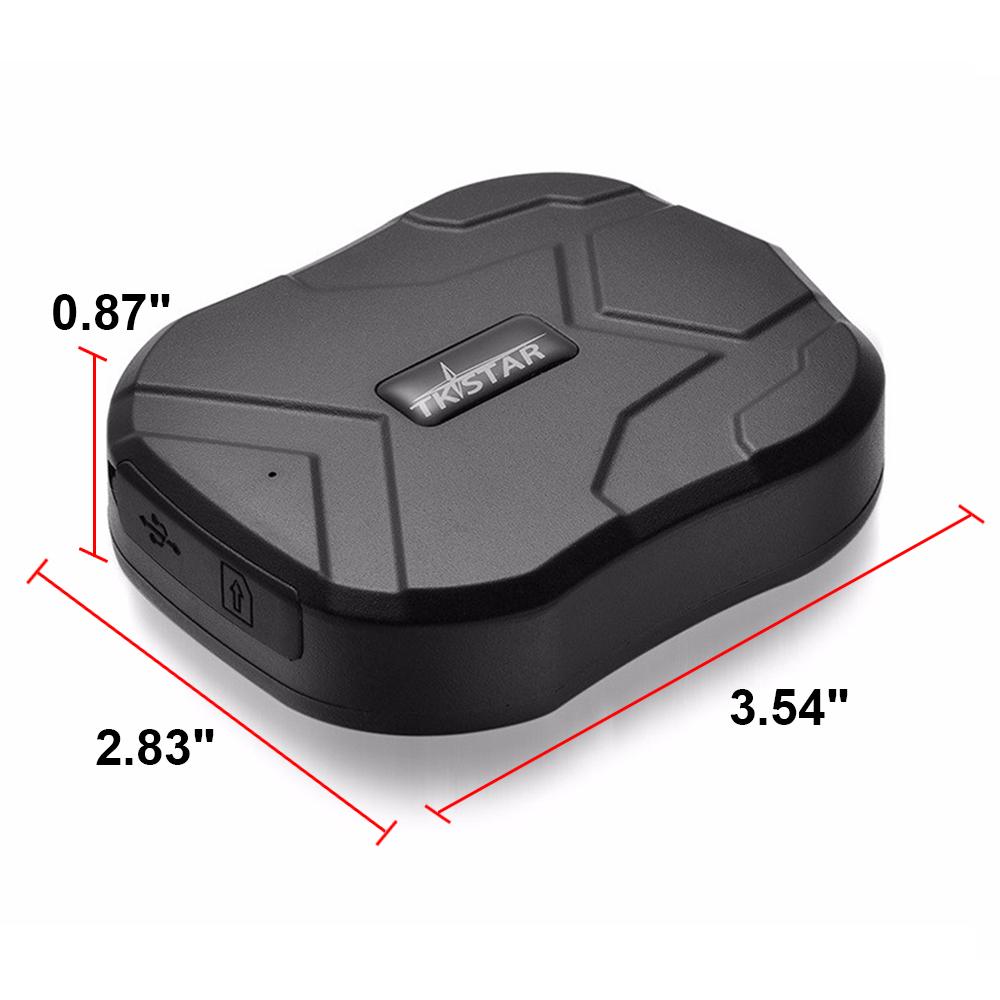 tkstar tk905 waterproof tracker