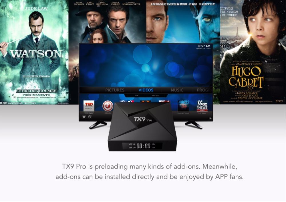 tanix tx9 pro online