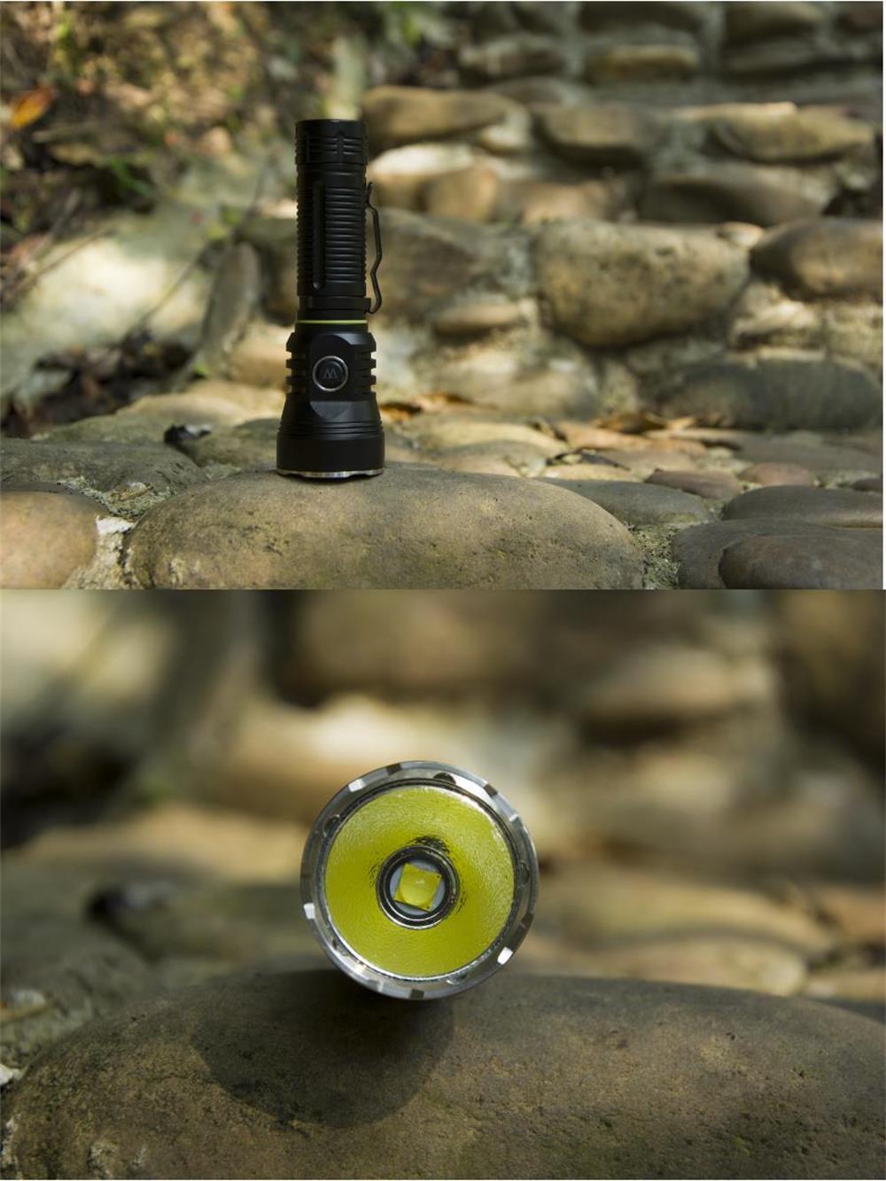 wuben a21 flashlight online