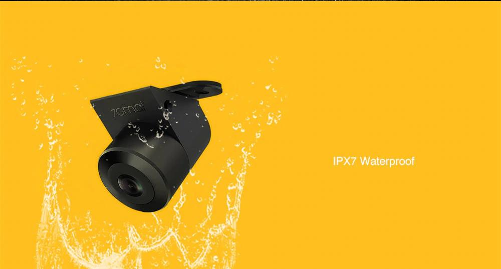 xiaomi reversing rear camera ipx7