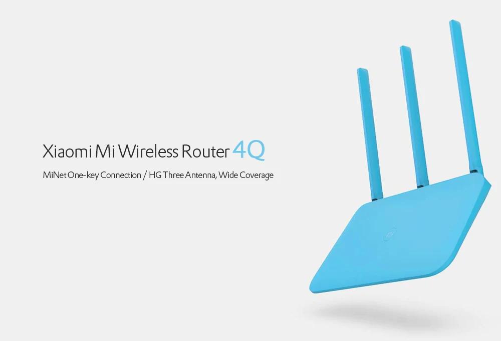 xiaomi mi 4q wireless router