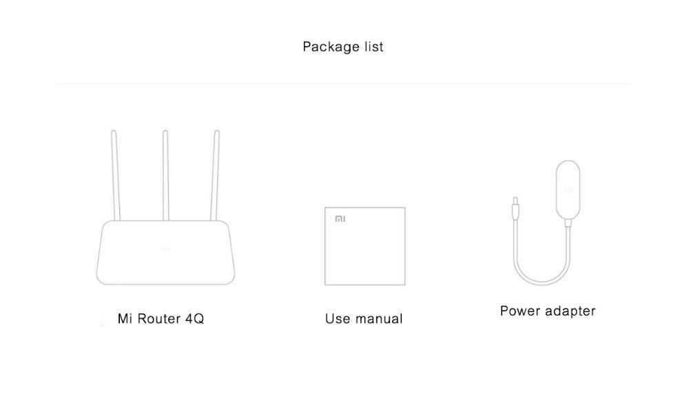 4q wireless router