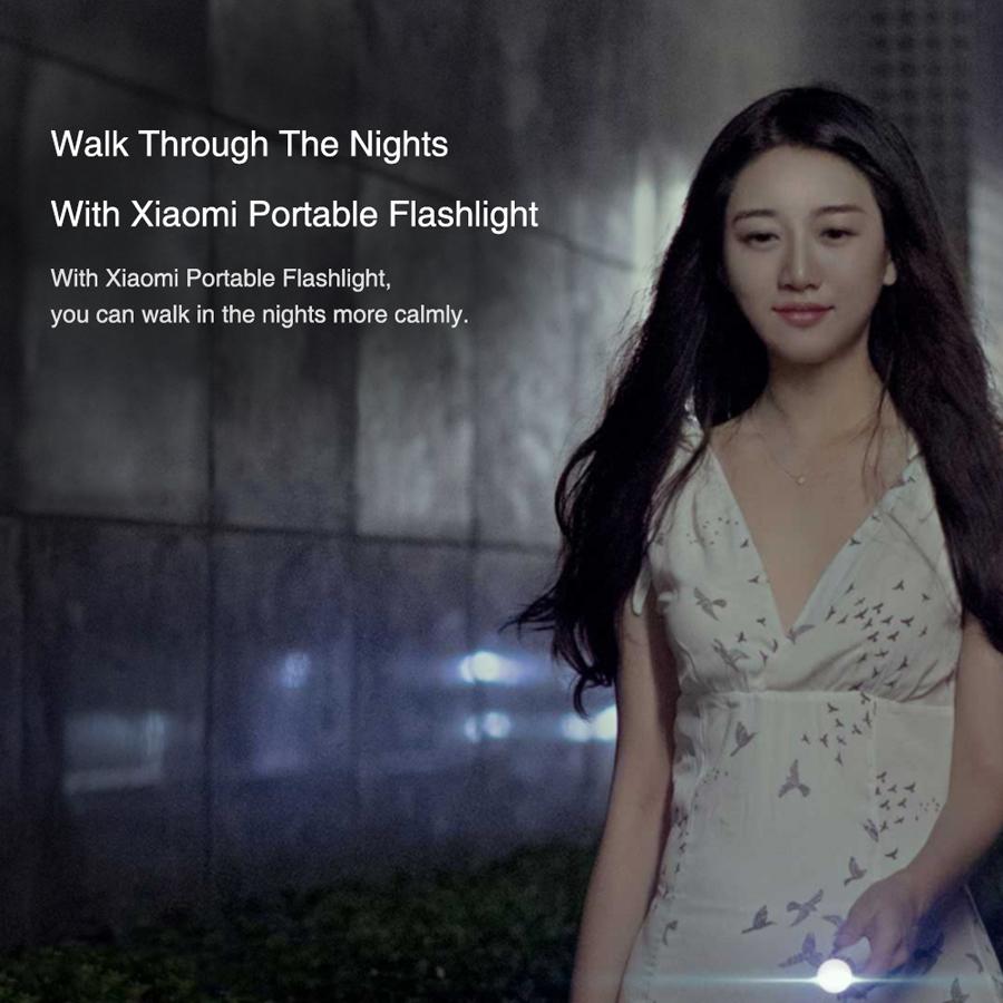 xiaomi portable flashlight