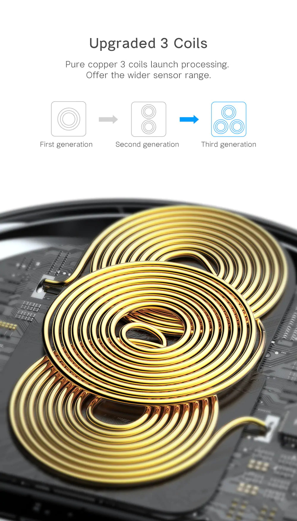 baseus p02 wireless foldable