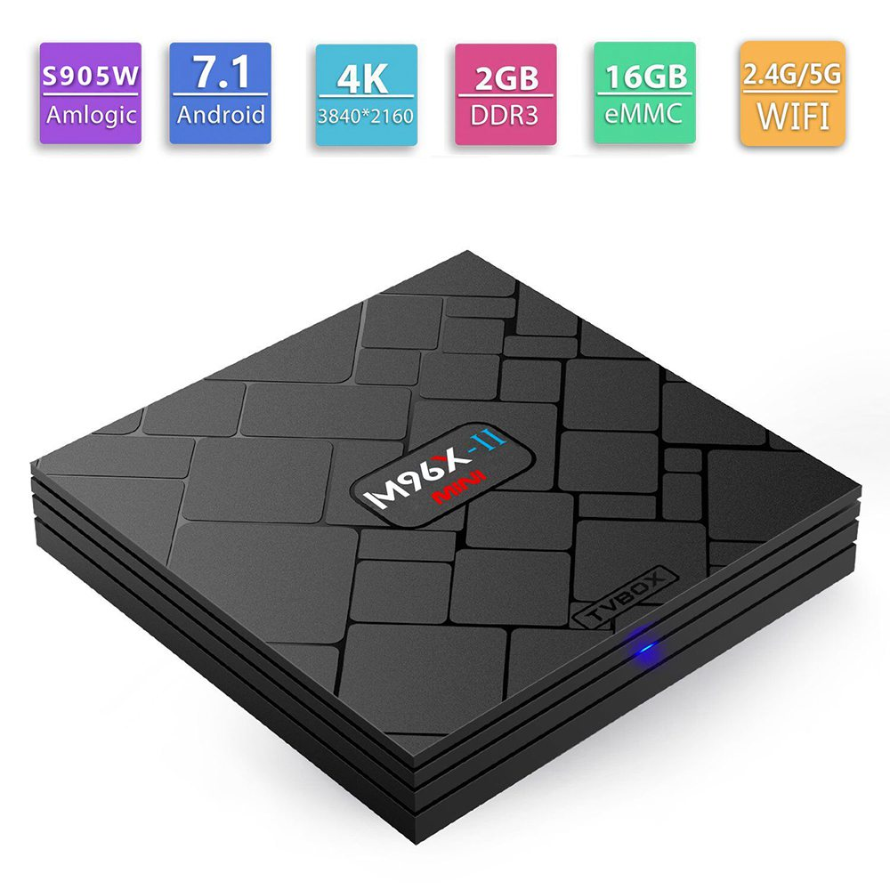new m96x android tv box