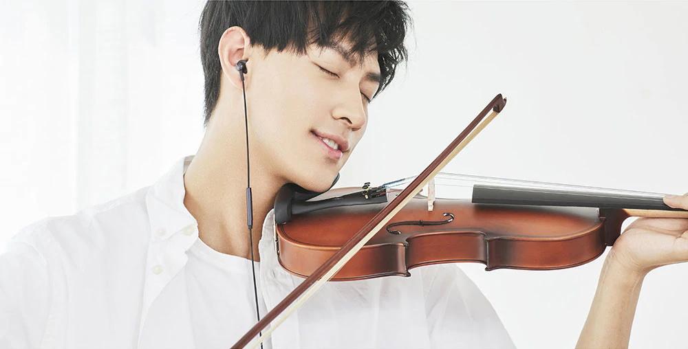 new xiaomi iron earphone