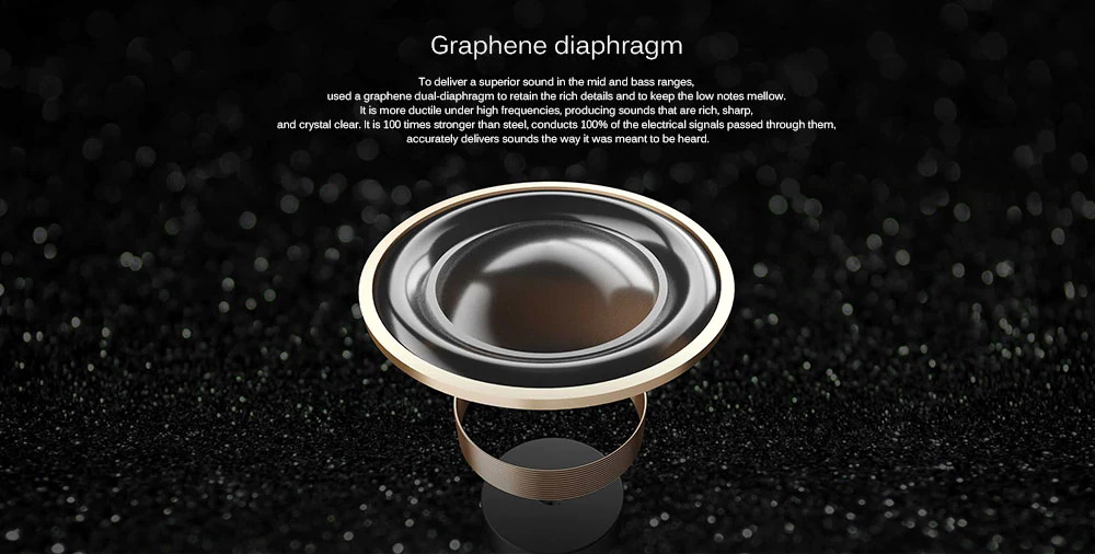 xiaomi circle iron hybrid earphone