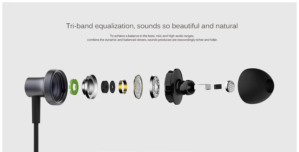 xiaomi earphone ring iron 2