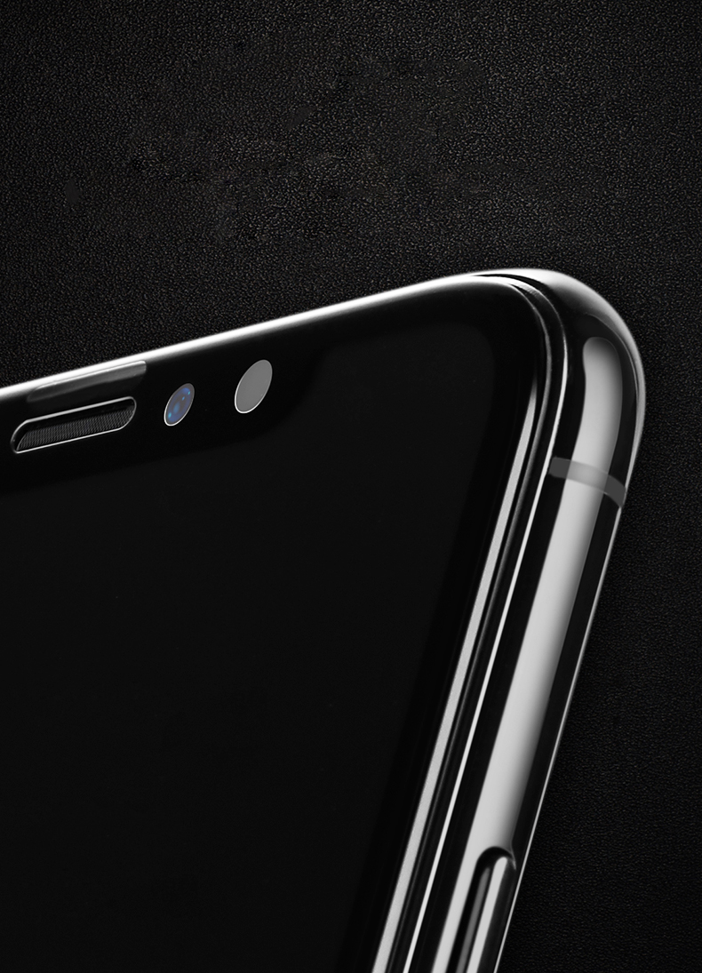 Benks Full Screen Coverage Tempered Glass Screen Protector for iPhone X