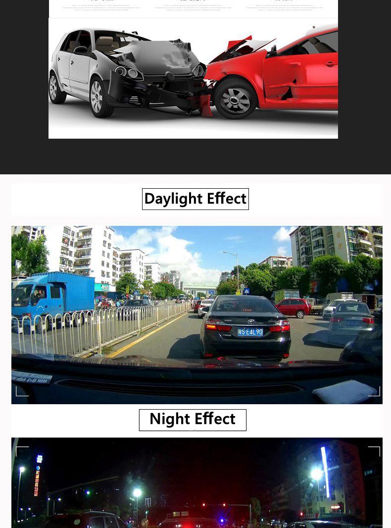 night vision car dvr