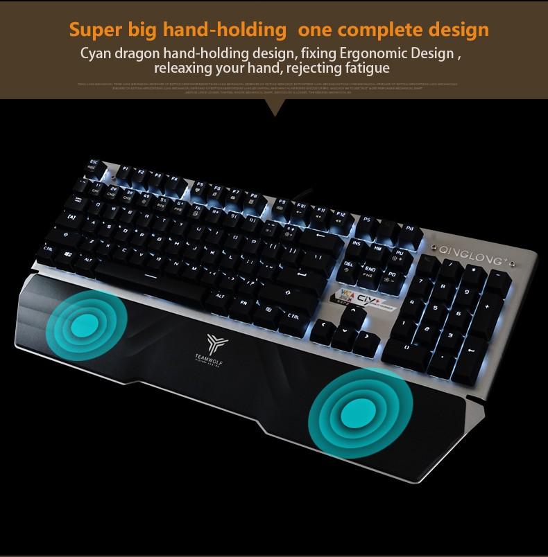 waterproof gaming keyboard