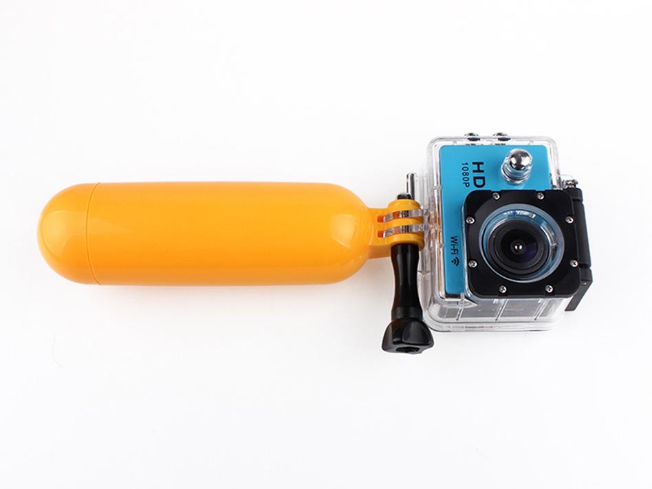 SOOCOO Bobber Snorkeling Rod for Gopro SJ4000 Hero4 3 SJ5000 SJ6000 Xiao Yi